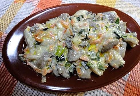 Рецепты приготовления вешенок. Как жарить в сметане, с картошкой, рисом, луком