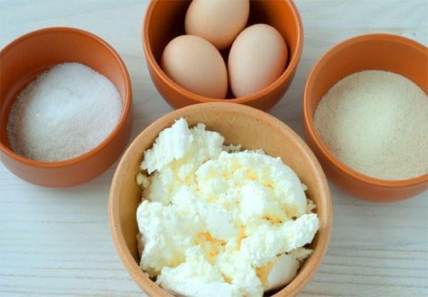 Сырники из творога. Простой рецепт пошагового приготовления. Фотографии