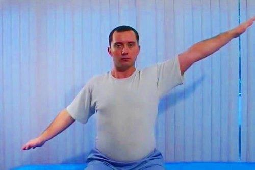 Комплекс упражнений Шишонина. Зарядка для шеи и шейного отдела позвоночника
