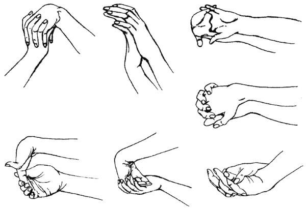 Акупунктурные точки. Где находятся, на какие органы влияют. Инструкция массажа