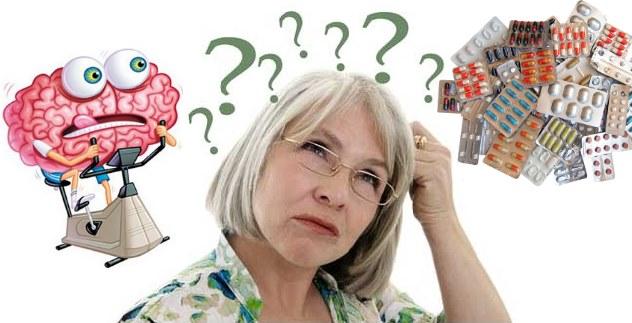 Что принимать для внимательности. Препараты для памяти и мозговой активности пожилым людям