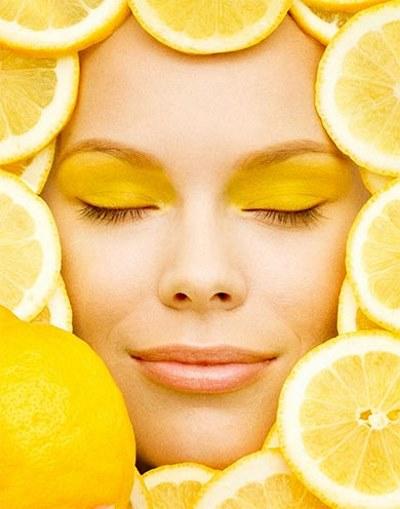 Пилинги для лица из лимона