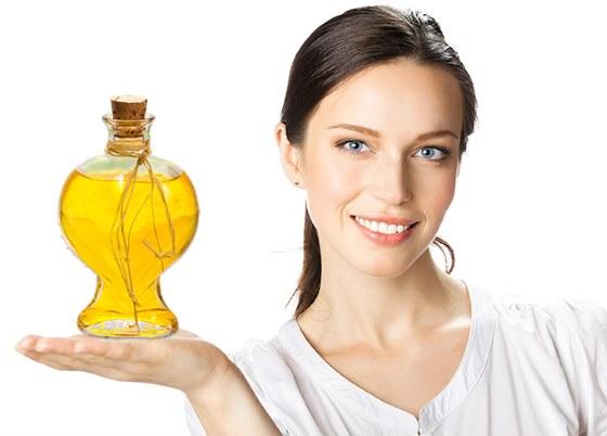 Льняное масло, кожа, лицо