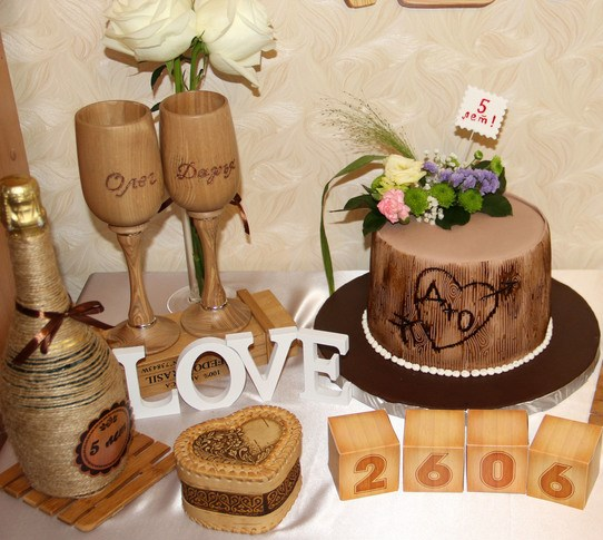 Свадьбы по годам. Как называются годовщины совместной жизни, поздравления, картинки-открытки, подарки жене, мужу