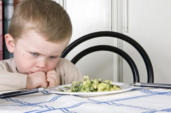 плохой аппетит, ребенок