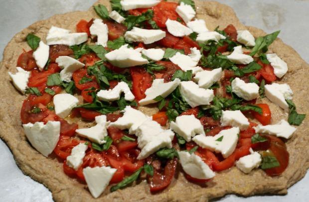 Пицца рецепт в домашних условиях в духовке, на сковороде, быстро, просто пошагово с фото