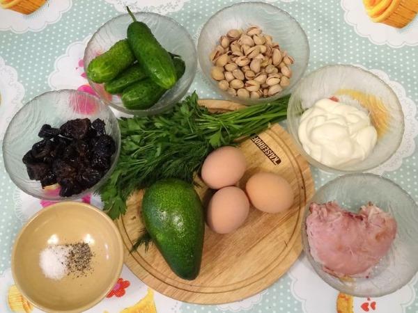 Вкусные салаты на день рождения – простые рецепты на скорую руку быстро и легко. Пошагово с фото