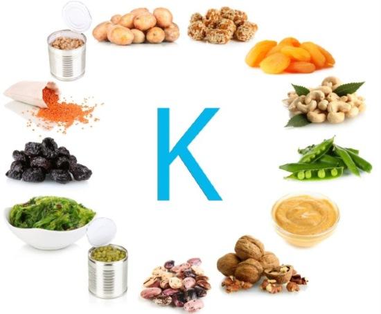 Витамин К – роль и значение для организма, польза и вред, в каких продуктах содержится. Таблица