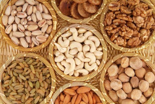 Как хранить орехи в домашних условиях: грецкие, кедровые, кешью, миндаль, фундук