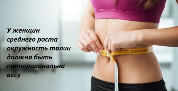 Нормы веса и роста для детей, женщин, мужчин и формулы для их расчета