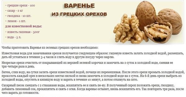 Полезные свойства грецкого ореха для женщин, мужчин и детей. Рецепты и как употреблять