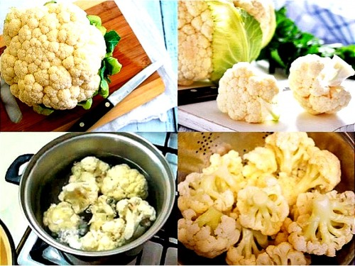 Как приготовить цветную капусту в духовке в кляре, с яйцом, сыром, сметаной, фаршем, помидорами, курицей. Пошаговые рецепты с фото