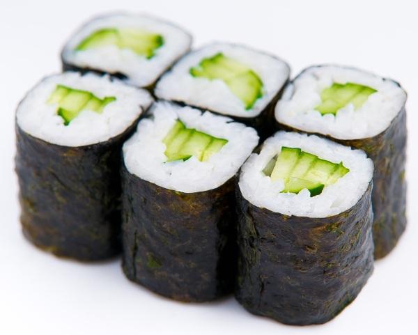 Как приготовить рис для суши роллы