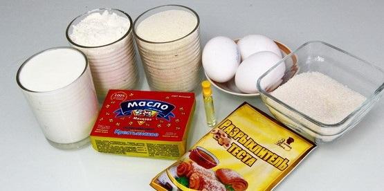Манник на кефире. Пошаговый рецепт с фото: классический, воздушный, вкусный без муки, яиц, с творогом