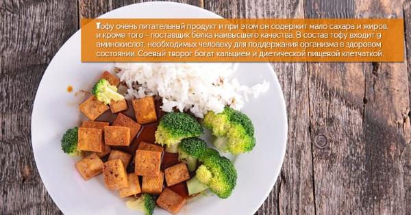 Сыр тофу - польза и вред, отзывы и сколько можно есть в день. Рецепты для похудения, спортсменов, беременных