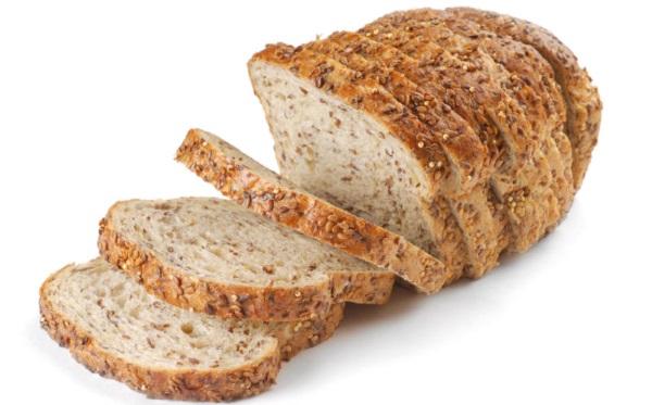 Какой хлеб калорийнее белый или черный