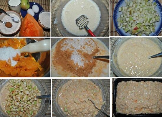 Пирог с яблоками на кефире. Рецепты пошагового приготовления в духовке, мультиварке. Фото