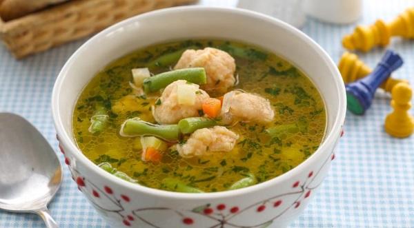 Суп с фрикадельками пошаговый рецепт с фото: из фарша индейки, с рисом, вермишелью, картошкой, сырный. Как приготовить