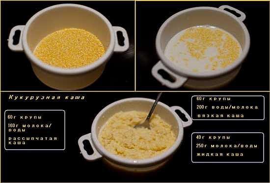 Кукурузная каша в мультиварке на молоке. Как правильно варить, рецепты с тыквой, мясом, изюмом для ребенка