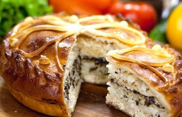 Курник из курицы с картофелем по классическому рецепту. Как приготовить пошаговый с фото