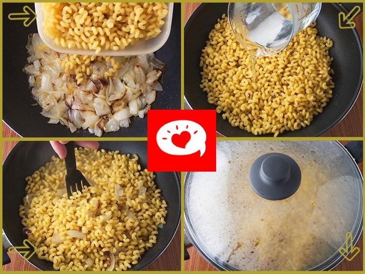 Макароны по-флотски. Рецепт с фаршем, тушенкой, сыром, грибами, курицей, фаршированные в духовке