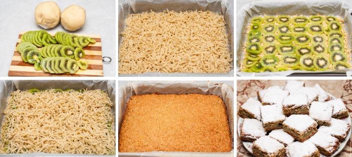 Пирог из песочного теста с вареньем, ягодами, вишней, творогом, клубникой, яблоками, малиной. Рецепты пошагово