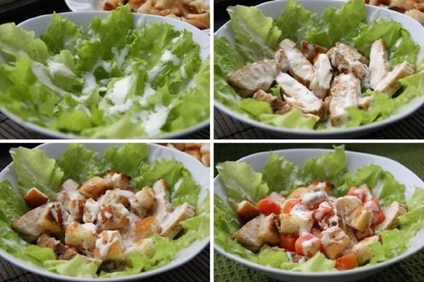 Как приготовить салат с креветками и авокадо. Рецепт с помидорами, огурцом, грейпфрутом, рукколой, яйцом