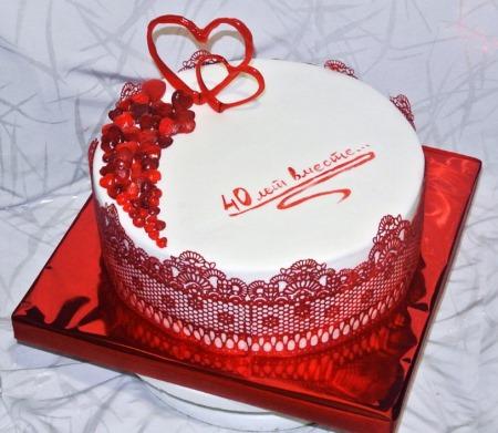 Свадьба 40 лет - рубиновая свадьба. Что дарить, поздравления, сценарии празднования годовщины совместной жизни