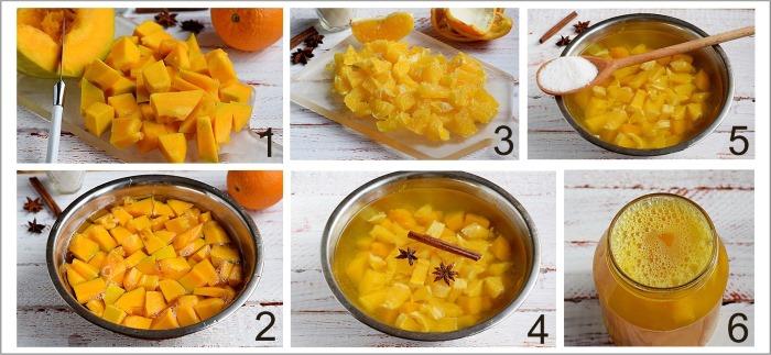 Как сварить тыкву кусочками, кашу, варенье, компот, пюре. Заготовки на зиму