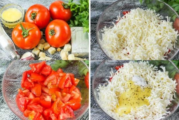 Как приготовить салат с красной консервированной фасолью. Рецепт пошагово с курицей, сухариками, копченой колбасой, крабовыми палочками, грибами, помидорами