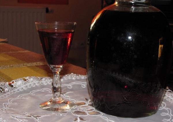 Вино из терна. Рецепт с перчаткой, без дрожжей, на 3-литровую банку, как приготовить в домашних условиях