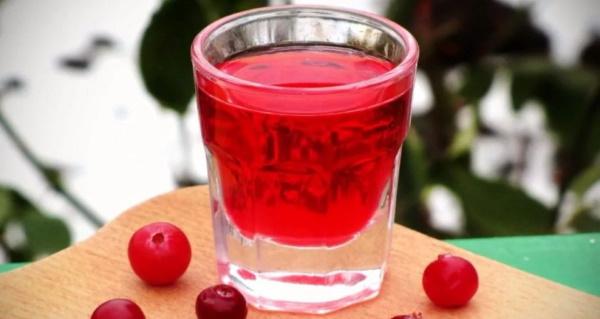 Как сделать клюквенную настойку на водке, самогоне, спирту. Рецепты пошагово с фото