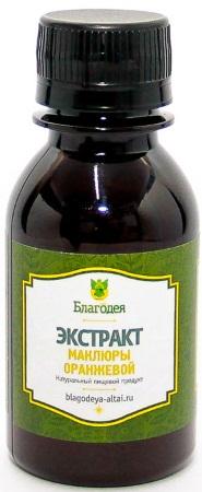 Маклюра крымская. Лечебные свойства, рецепты, как приготовить настойку, применение