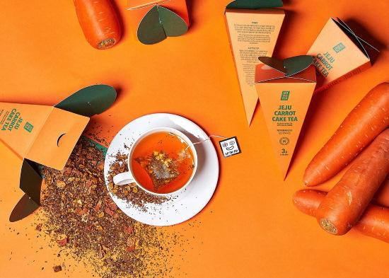 Морковный чай. Польза и вред, рецепт из ботвы, сушеной, свежей моркови, жмыха, противопоказания