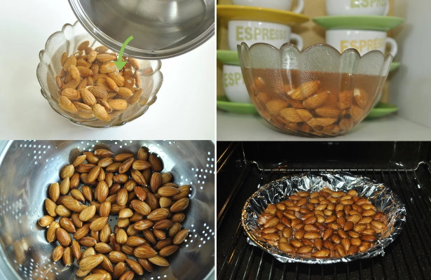 Как и зачем замачивать орехи перед употреблением